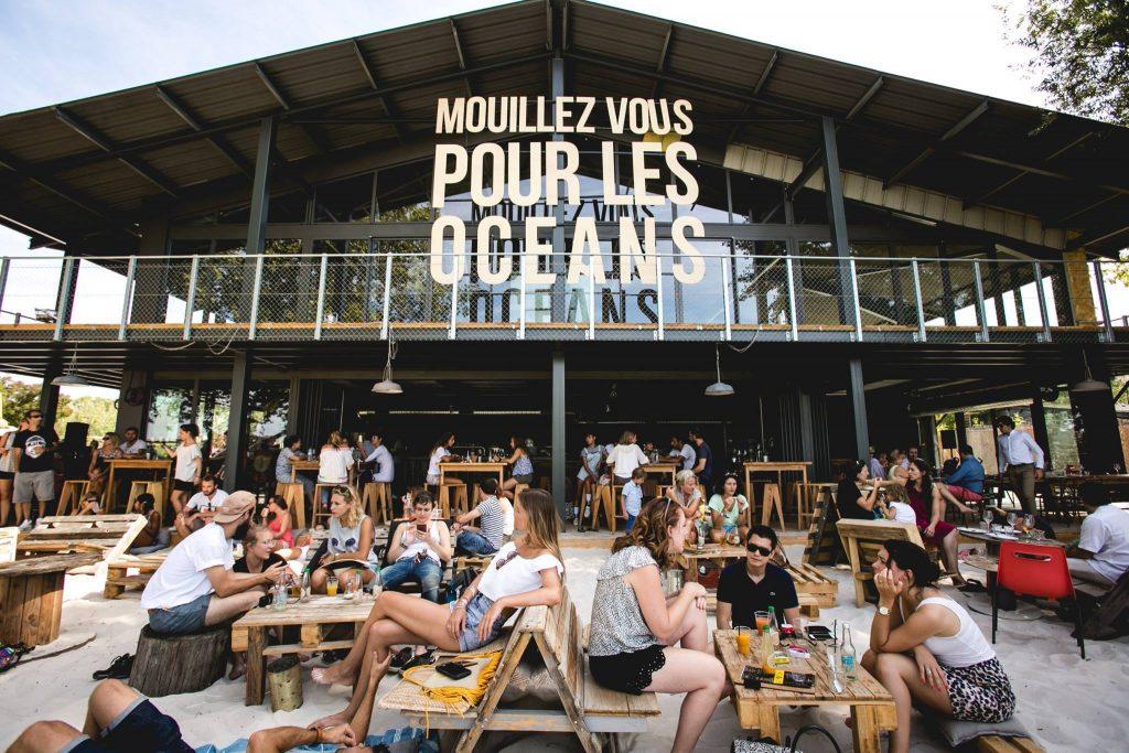 Les Chantiers de la Garonne qui héberge le club des Marins de la Lune