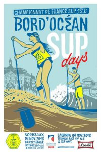 Bord'Ocean Sup Days - Championnat de France SUP 12.6