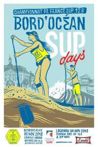 Bord'Ocean Sup Days - Championnat de France SUP 12.6