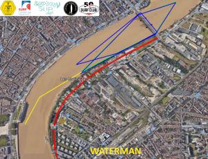 Parcours waterman 2020 - Les marins de la Lune