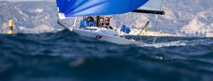 Championnat de France match Racing 2020